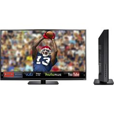 Vizio E-series E320I-A0 32-inch LED Smart HDTV - 1366 x 768 - 720p - 8 ms - 60 Hz - Ethernet - Black Deal