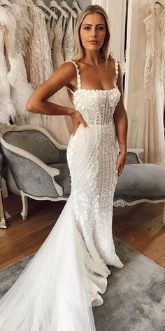 10 Wedding Dress Designers You Want To Know About wedding.- 10 Wedding Dress Designers You Want To Know About ❤️ wedding dress designers sheath with spaghetti straps floral with train pallascouture - Perfect Wedding Dress, Dream Wedding Dresses, Designer Wedding Dresses, Bridal Dresses, Bridesmaid Dresses, Fitted Wedding Dresses, 70s Wedding Dress, Wedding Designers, Custom Wedding Dress
