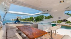rickobeyandassociates.com - Product Homepage - Our Listings - 88 ft 2011 Sunseeker Yacht - Never 2 Nauti yacht for sale