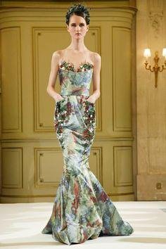 Yanina Haute Couture Spring Summer 2014 Paris - NOWFASHION