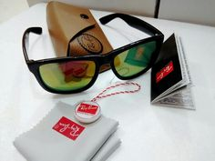 #rayban #brand new #wayfarer #sunglass mirror shade at lowest price whatsapp me to buy +918686260212