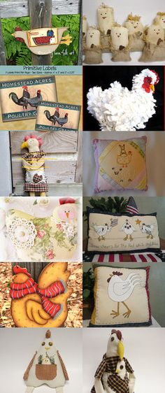 It's CHICK SEASON at Team HAHA by Wendy on Etsy--Pinned+with+TreasuryPin.com