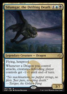 English -BFG- M Fate Reforged Near Mint Crucible of the Spirit Dragon 4x x4