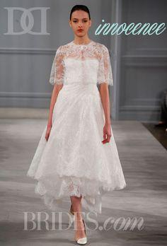 Weddings: Monique Lhuiller Spring 2014