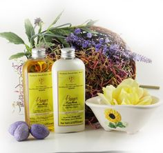 Scented in a blend of pink grapefruit, lavender, and bergamot essential oil.
