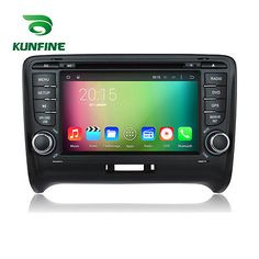 "﹩312.00. Android 6.0 Octa Core Car Stereo DVD GPS Navigation Player For Audi TT MK2 06-14    Manufacturer Part Number - KF-V2614Q, Screen Size - 7"", Unit Size - 2 DIN, Bundled Items - Additional Map(s), Antenna - Built in, Features - DVD Player, Type - Car Stereo, UPC - 712217526951"