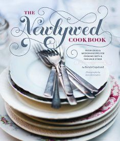 Win The Newlywed Cookbook. We are giving away one (1) cookbook to one (1) lucky winner. This beautiful cookbook is a great gift for the newlyweds in your life. This giveaway lasts through September 21, 2014.