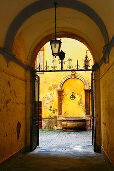 Siena, Italy - mist amazing, beautiful places I've ever traveled to!
