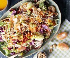 Χειμωνιάτικη σαλάτα   Συνταγή   Argiro.gr Food Categories, Cabbage, Salads, Vegetables, Recipes, Cabbages, Vegetable Recipes, Ripped Recipes, Salad