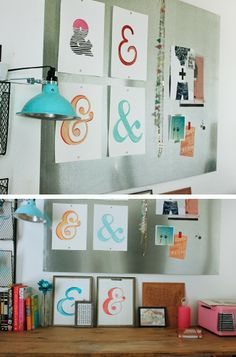 make this | magnet board