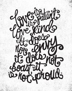 LOVE IS PATIENT... Framed Art Print by Matthew Taylor Wilson | Society6