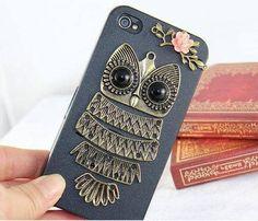 Funda para celular-Buhos♥