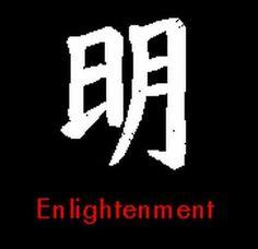 Enlightenment ...
