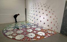 2010 Installation Loods 6 - Suzan Drummen