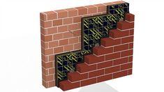 Стена дома трехслойная с облицовкой из кирпича Magazine Rack, Office Supplies, Storage, Furniture, Home Decor, Homemade Home Decor, Larger, Home Furnishings, Decoration Home