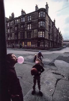 Raymond Depardon: Glasgow, 1980