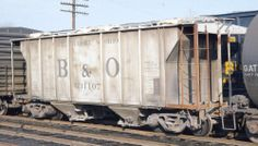 Rr Car, Baltimore And Ohio Railroad, Vintage Trains, Railroad Pictures, Rolling Stock, Model Trains, Buses, Real Life, Track