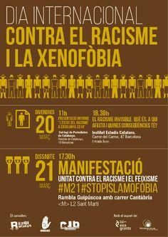KETUBARA Batucada Barcelona Bailarinas y Samba: 21 de marzo, Día Internacional contra el Racismo