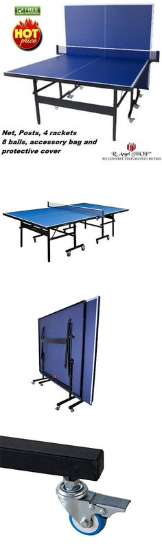 Tables 97075: Harvil Insider Table Tennis Ping Pong Table - Free Accessories -> BUY IT NOW ONLY: $531.63 on eBay!