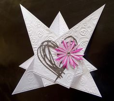 Julie's Papercrafts: Tutorial for Tuesday Tools, Tips and Techniques over at Creative Inspiration's Forum