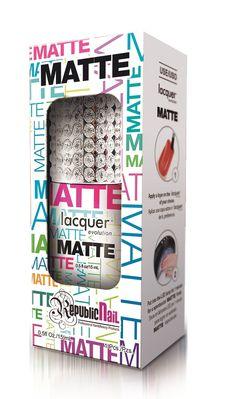 ¡Diseños increíbles! Con Matte Lacquer Evolution.  ¡Espéralo próximamente! #nail #nails #nailart #naildesign #nailtech #moda #belleza
