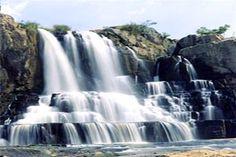 Pongour Falls in Vietnam