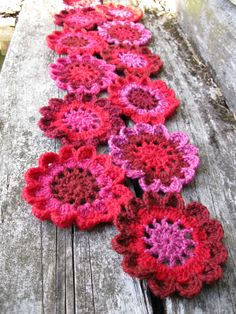 pink stuff | Blue Stuff. And some pink stuff too. | Crochet with Raymond