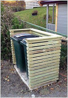 Front Garden Decor Ideas- Enhance Your Front Entrance With These ideas! Outdoor Projects, Garden Projects, Outdoor Decor, Wood Projects, Backyard Patio, Backyard Landscaping, Landscaping Ideas, Yard Design, Diy Garden Decor