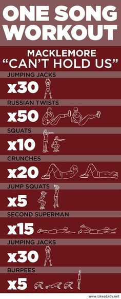 One-song-workout.jpg 625×1,542 pixels