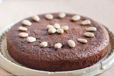Bolo de chocolate e amêndoa Sem Glúten | RECEITAS & COISAS (SEM GLÚTEN)