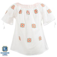 $45 The traditional blouse is entirely hand made out of natural materials such as cotton or silk Natural Materials, Making Out, Little Ones, Tunic Tops, Blouses, Traditional, Silk, Cotton, Handmade