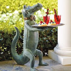 #Frontgate                #table                    #Belvedere #Alligator #Table                        Belvedere Alligator Table                           http://www.seapai.com/product.aspx?PID=957805