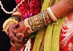 Indian Henna Wedding Tattoos.