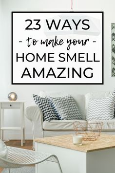 How to keep your house smelling good all the time naturally! These amazing fresh smelling home tips & hacks will work even with pets. Get rid of bad smells! Baking Soda For Cooking, Baking Powder For Cleaning, What Is Baking Soda, Baking Soda For Skin, Baking Soda Beauty Uses, Baking Soda Health, Baking Soda On Carpet, Baking Soda Baking Powder, Baking Soda Uses