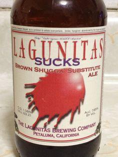 Down The Hatch: Lagunitas Brewing Co.'s Lagunitas Sucks