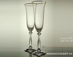 Артикул: 40600-20733-190 Бокалы для шампанского Bohemia Angela Gold 190мл 6пр Цена и наличие: http://posudaclub.kiev.ua/bokali_dlya_shampanskogo/38555-bokaly-dlja-shampanskogo-bohemia-angela.html