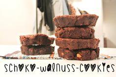 Schnell und lecker: Schoko-Walnuss-Cookies