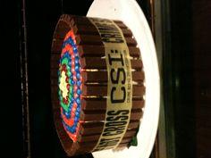 Sam's Spy birthday cake