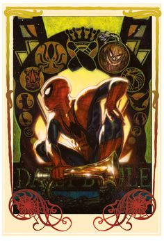 Spider-Man - Tony Harris