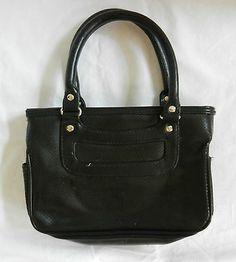 Primark Atmosphere Small Black HANDBAG Bag