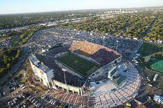 Floyd Casey Stadium, Baylor Bears Football [Waco, TX]