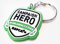 Logo Design | Campaign Hero - RSPCA Victoria
