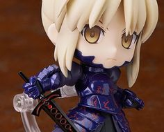 Saber Alter - Super Movable Edition (Fate/Stay Night) Nendoroid-Actionfigur 10cm GoodSmileCompany