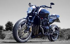 SP Fight Machines Honda Hornet 900 Streetfighter