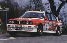 BMW E30 M3 Group A Rally
