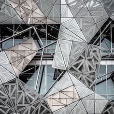 Federation Square | 📷 repost thanks to @melbourne_arch  Keep on tagging #batessmart we love to see how you capture our work.  #batessmart #art_chitecture #straightfacades @labarchitects #facade