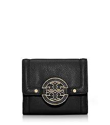 Amanda Double Snap Wallet $99.99