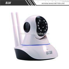 720P Indoor network wireless wifi IP camera double antennas support smart phone app view