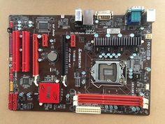 BIOSTAR TH61A Intel H61 Motherboard Socket 1155 LGA1155 DDR3 ATX PCIEX16 #Biostar