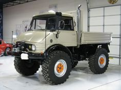 the go anywhere you want 74 Unimog